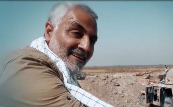نماهنگ | برای سلیمانیِ شهید