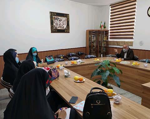 برگزاری جلسه هم اندیشی آموزشهای مجازی در دوره پیش دبستانی