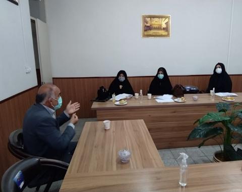 برگزاری جلسه هم اندیشی مدیران مراکز پیش دبستانی در مشهد مقدس