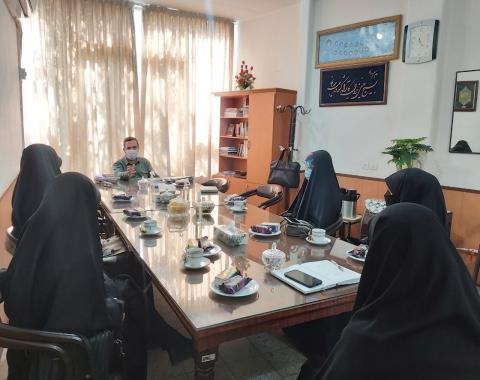برگزاری جلسه هم اندیشی هیئت فارغ التحصیلان مدارس امام حسین علیه السلام
